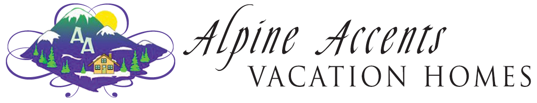 Alpine Accents Vacation Rentals Retina Logo