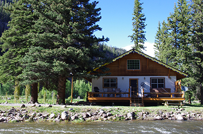 Champoluc Vacation Rental Cabins South Fork Colorado